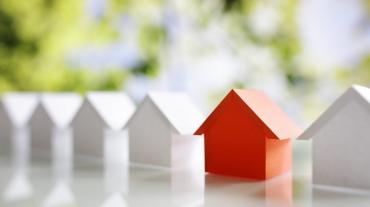 Búsqueda de bienes inmuebles, casa o vivienda nueva